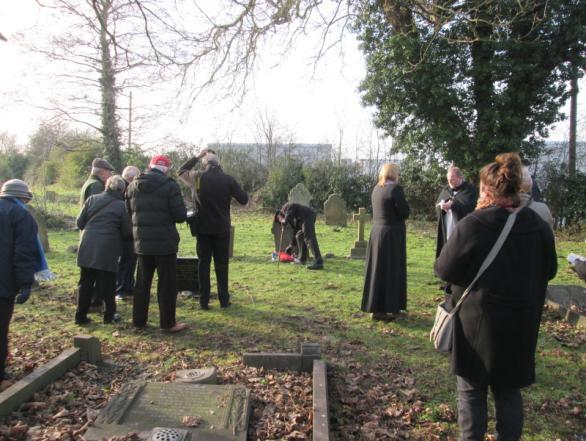 Commemoration, Hardwick Road Cemetery, King s Lynn Saturday, 24 th