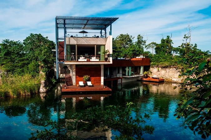 SUCCESSFUL CASES: MAYAKOBA Tourist complex located in the