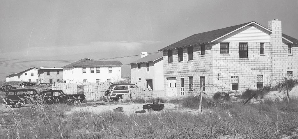 Our Story The Ocean City Community founded in 1949, was the only place African Americans could purchase coastal property in North Carolina, 15 years