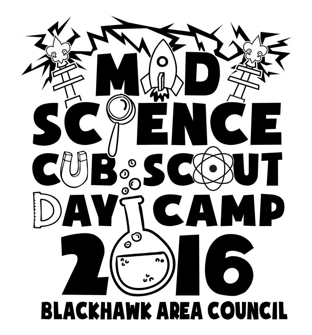White Eagle District Cub Scout Day Camp 2016 CAMP