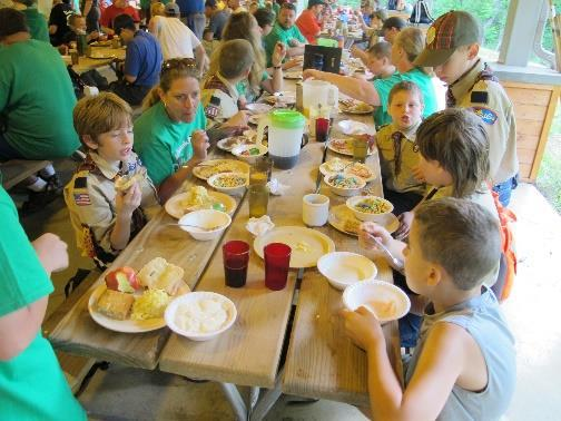 Welcome to Camp Delaware Dear Cub Masters, Camp Leaders and Parents: Each year as the Camp Director for Camp Delaware at Falley Scout Reservation, I look for your feedback on the program and