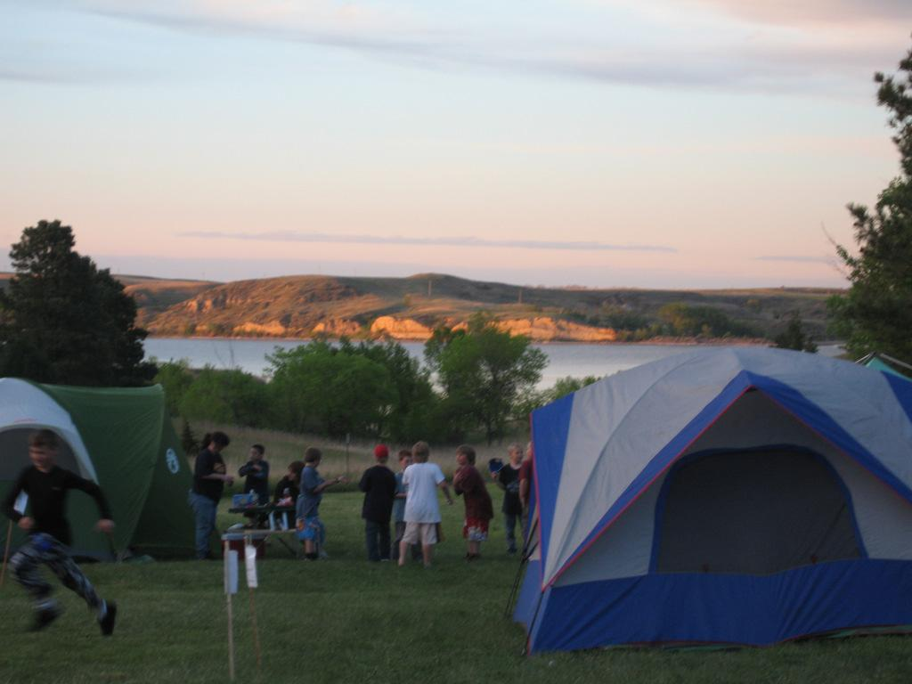 Cub Resident & Webelos Campout 2012 Sea Adventures Heart Butte Scout Reservation Webelos Session I: June 22-24