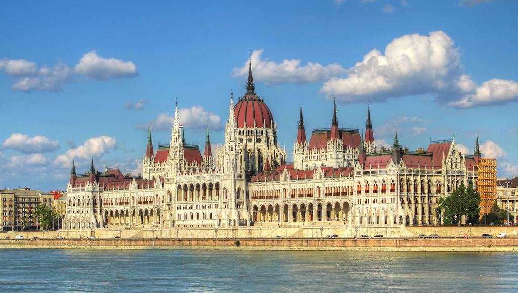 Exclusively Chartered Luxury Danube River Cruise ly blue.