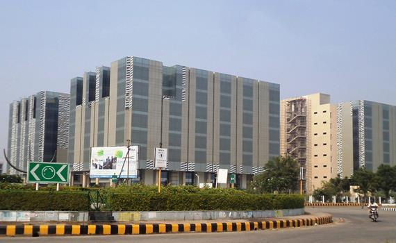Knowledge Park - 3 Situated at heart of Greater Noida having state-of-the-art transportation, electricity, water, entertainment, etc.