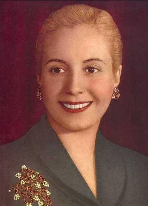 P a g e 19 Who is Eva Peron?? 1. Evita Peron? Was the second wife of the Argentine President, Juan Peron. 2. What country is she from? Argentina 3. What type of Government was it transitioning to?