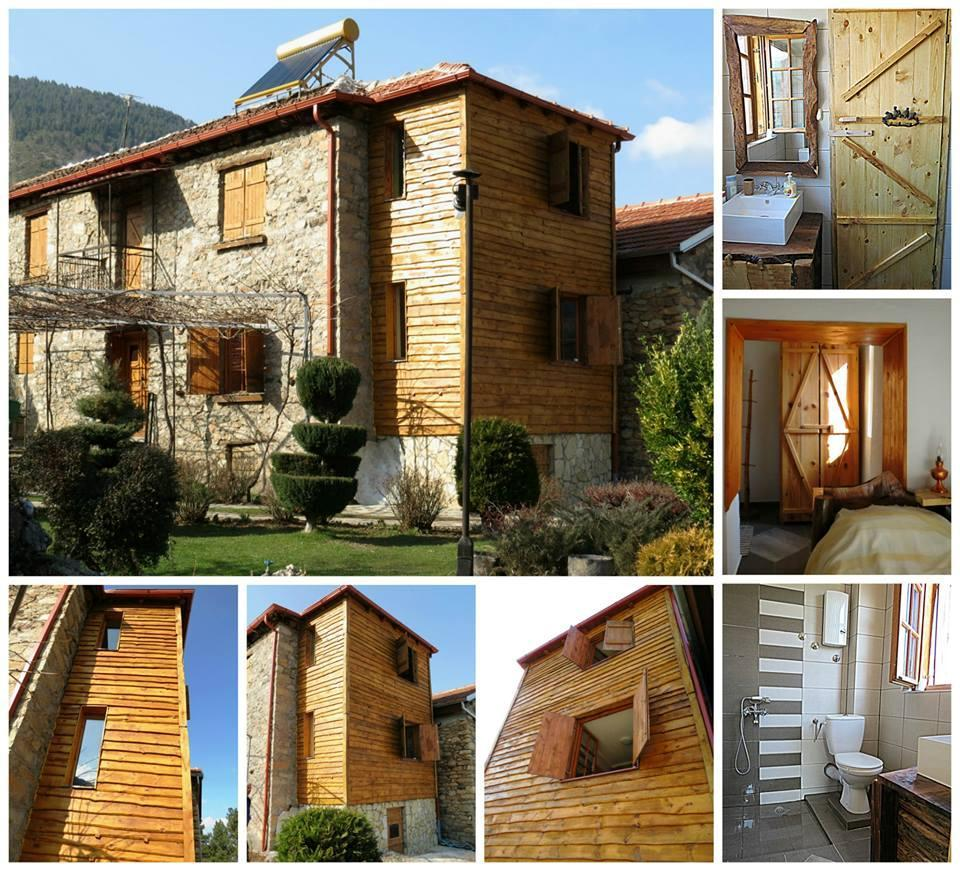 LOCATION OF THE YOUTH EXCHANGE Villa Dihovo village Dihovo Pelister 7000 Bitola Macedonia, Phone No +389 47 293040 http://villadihovo.