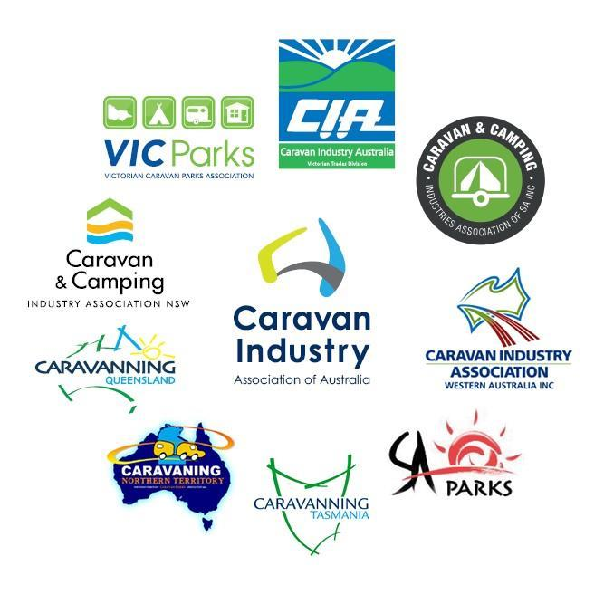 2 WORKING COLLABORATIVELY WITH STATE ASSOCIATIONS Our research is undertaken in partnership between the National Association and the Individual State Caravan and Camping Industry Associations.