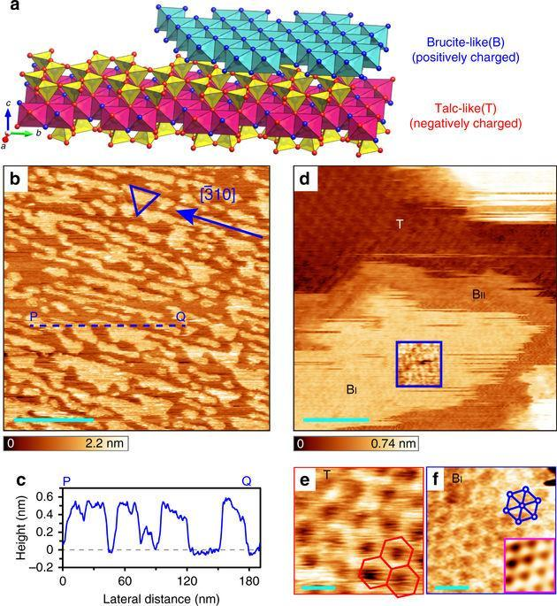 Nature Communications 8, Article number: 2111 (2017) Atomic-scale three-dimensional mapping of the