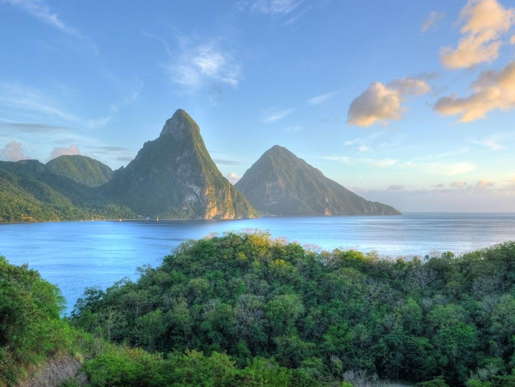 CARIBBEAN UPDATE: CONSIDER THE SOUTHERN ISLANDS