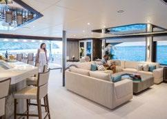 FROM $160,000 + EXPENSES Fantastic charter-savvy crew under the command of Captain Peter