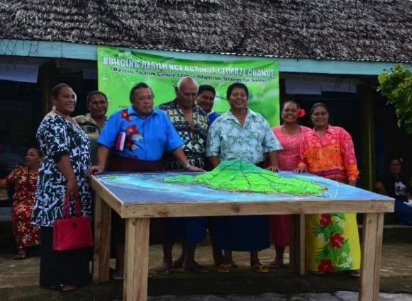 Samoa Enhancing resilience of tourism-reliant communities Implemented by the Samoa Tourism Authority Focus on tourism SMEs operated by families Beach hut fale operations shoreline erosion protection