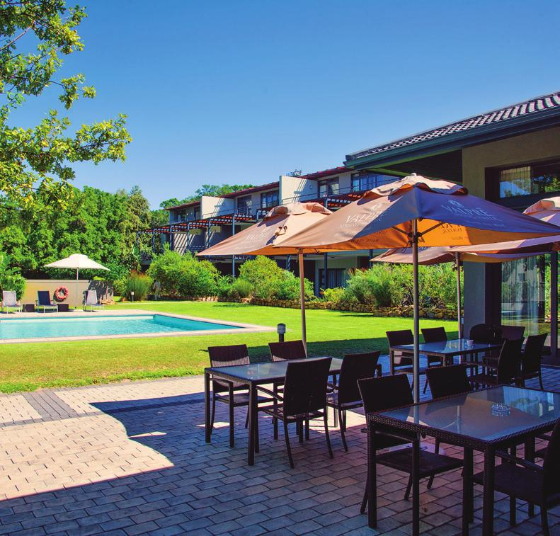 Premier Hotel Knysna The Moorings welcomes you to idyllic natural surroundings in the Western Cape.