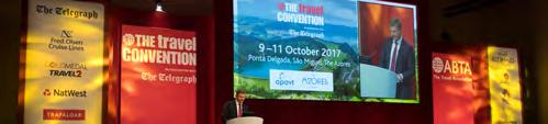 2017 Sponsorship and Promotional Opportunities Sponsorship of ABTA s Travel Convention offers a unique and unrivalled business development opportunity.