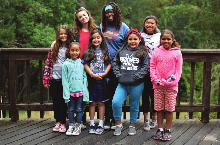 Located sixty miles north of San Francisco near the historic town of Occidental, CYO Camp is a Catholic community where, for 70 years, campers of all religious backgrounds learn about themselves,