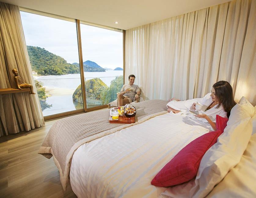 Space 5T Discover La Réserve, the 5Ψ Luxury Space at the 4Ψ Rio Das Pedras Resort.