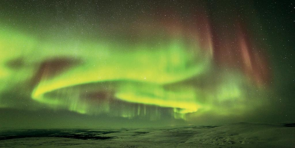 The northern lights have mystified since time immemorial.