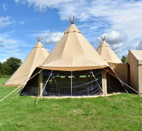 Panoramic Window Our Panoramic Windows are a fantastic addition to your tipi set up: They allow for extra