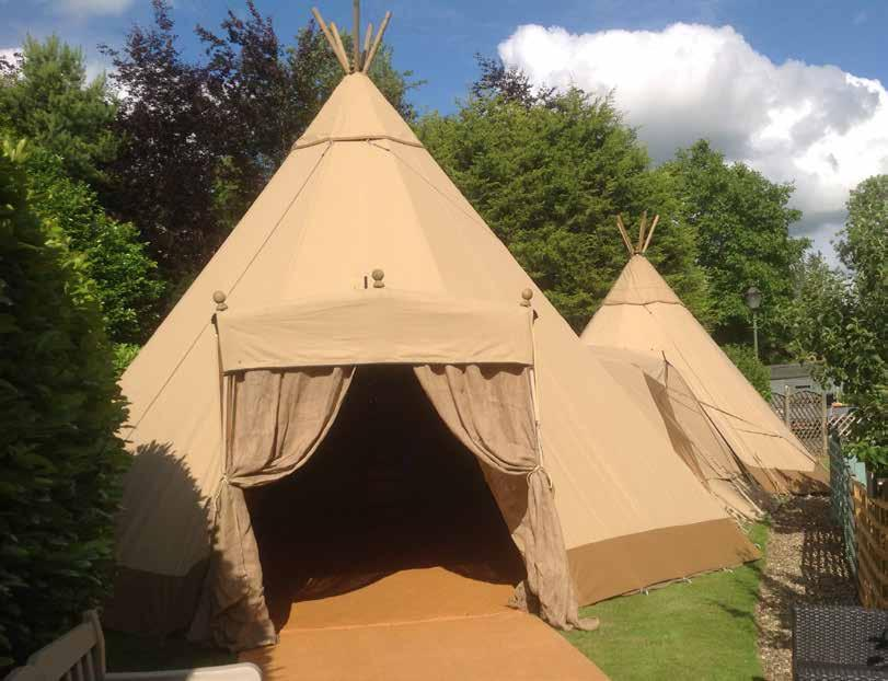 Our Tipis Midi Midi Tipi Our Midi tipis are the ideal addition to your configuration if you re looking for a separate bar and chillout area it also gives you the extra elbow room for your guests to