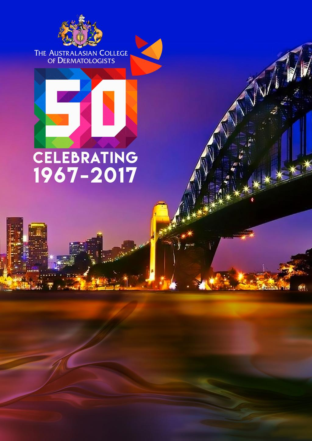 50TH ANNUAL SCIENTIFIC MEETING INCLUDES THE MEETING OF THE AUSTRALIAN DERMATOLOGY NURSES ASSOCIATION SONSORSHI AND TRADE