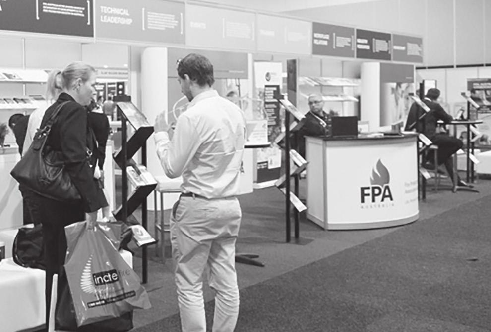 SHOWCASE YOUR TECHNOLOGY, SERVICES & PRODUCTS AT FIRE AUSTRALIA 2018 As the premium tradeshow dedicated to the fire protection industry in Australia, there are many positive reasons why you should