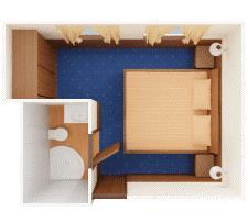 Dimensions: 111 to 122 sq