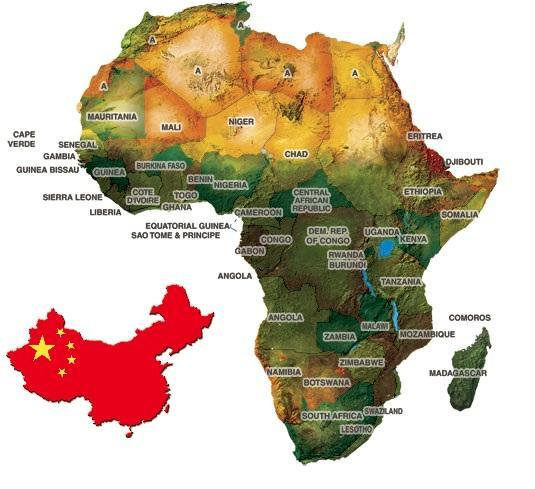 China Interests in Sub-Saharan Africa Economic and