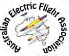Aero Club in conjunction with the Australian Electric Flight Association.