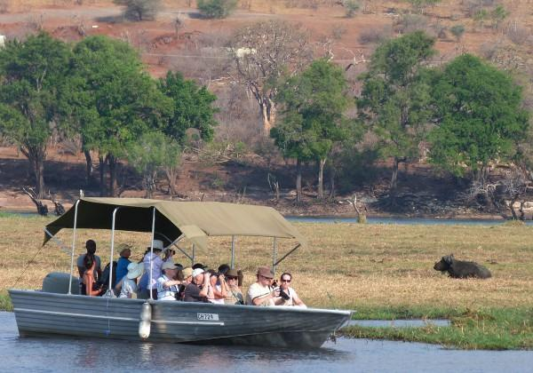 Optional excursions include trips into the Zambezi National Park; horse back safaris, a visit to the crocodile ranch, boat cruises and golf at The Elephant Hills Resort.