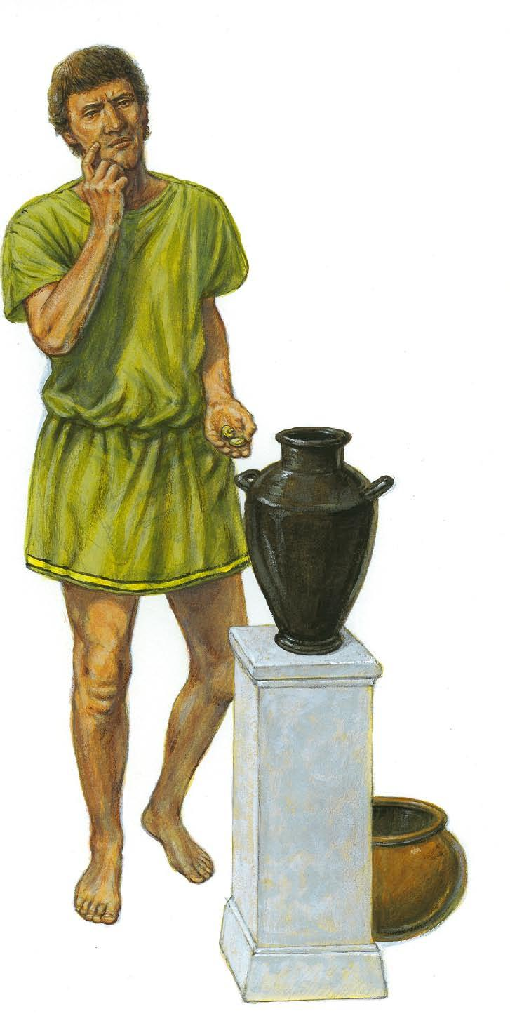 Courts and Juries Boy: But, father, if the Archon should not form a By 500 b.c. the city of Athens was a democracy. Its citizens voted for their leaders and judged legal cases in the courts.