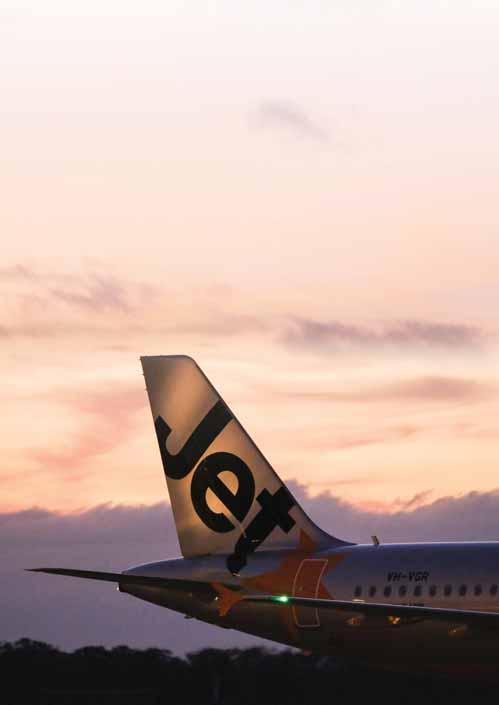 18For personal use only Jetstar In Australia and New Zealand, Jetstar is one half of the Qantas Group s successful dual brand strategy.
