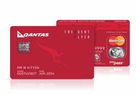 QANTAS ANNUAL REPORT 2013 The new-look Qantas Frequent Flyer membership