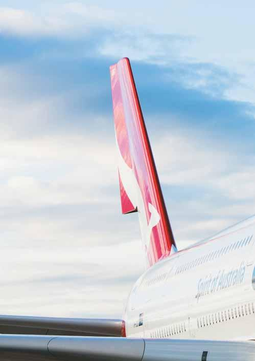 40For personal use only Qantas 12 A380s are named after Australia s aviation pioneers,