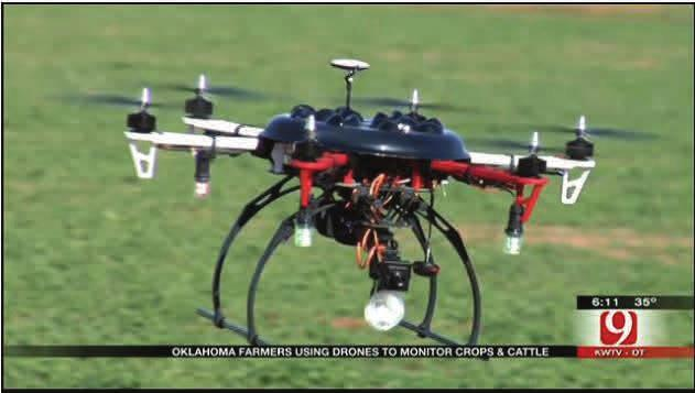 FAA endorses AMA rules to govern personal use of suas for Precision Ag November 25th In an online news story by Oklahoma City Channel 9 News, FAA effec vely endorsed AMA s safety guidelines for the