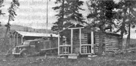 9 Rudy Jacobs tourist cabins at Stony Lake After World War II One unexpected effect of all this activity was the discovery of natural gas.