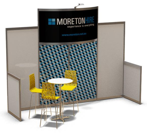 Exhibition booth General location Cost [excl. GST] AU$ 4,000 Cost to exhibit at both ARRB + SURF [excl.