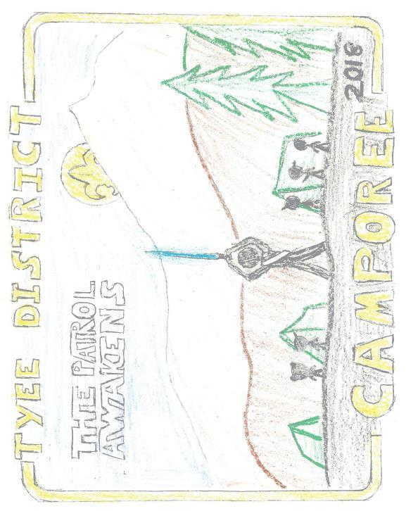 2018 Tyee District Camporee May 4th-5th