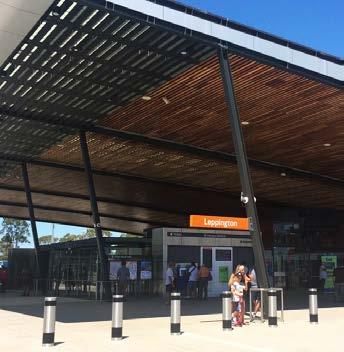 OUTLOOK EAST LEPPINGTON A CONTEXT ON BUSINESS, CULTURE, LIFESTYLE AND RESIDENTIAL Located within the rapidly expanding South West Growth Centre of Sydney, the East Leppington Precinct is well