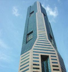 Suntec City also has a low vacancy rate, but notable space has come available in Centennial Tower with Citibank relocating.