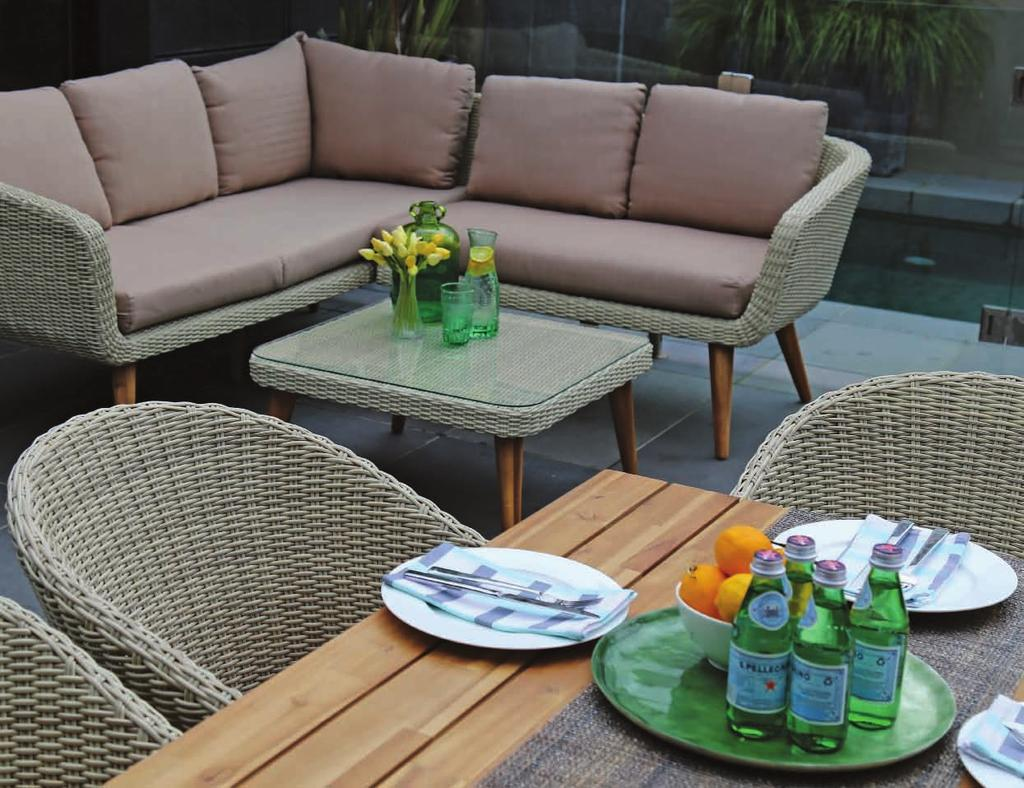 Excalibur Outdoor Living present an exclusive selection of outdoor furniture