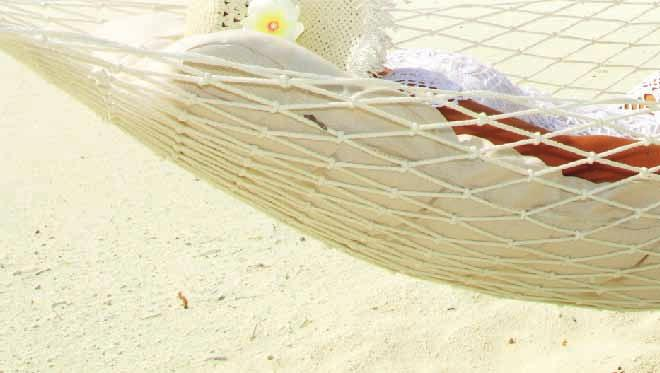 person rope hammock Material: cotton rope Hammock