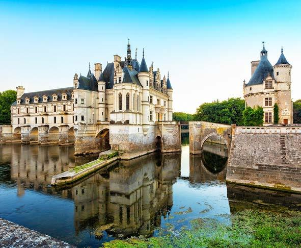 A visit to the cities, towns and villages of the Loire Valley is like taking a journey back in time as they retain much of the charm, character and authenticity that has attracted royal patronage