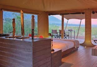 ngorongoro crater kichwa tembo tented camp Trip Information Dates August 9 to 20, 2015 (12 days) Size Limited to 34 participants Cost* $10,995 per person, double occupancy $12,995 per person, single