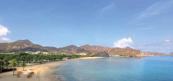 Sultanate, the resort boasts a string of