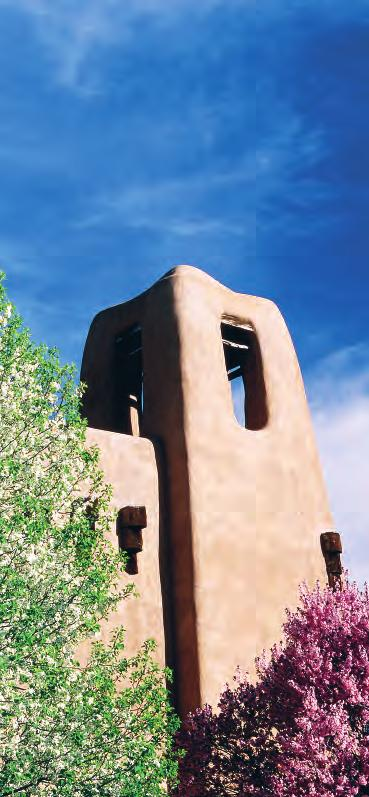 EDDIE BRADY / LONELY PLANET IMAGES GREG GAWLOWSKI / LONELY PLANET IMAGES Santa Fe & Taos Santa Fe (p 379 ) may be celebrating 20 her 400th birthday, but she s kicking up her stylish heels like a