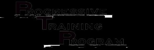 Progressive Training Program Our main goal is getting in the short term, during the summer, and