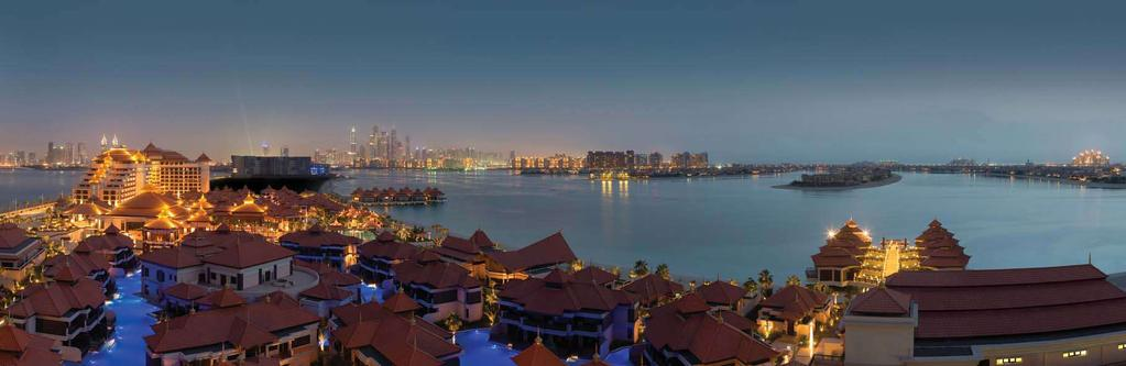 Welcome to the neighbourhood Contents Dubai and The Palm Jumeirah