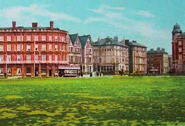 The Seafront - 1892 2016 Heritage Photographic Limited - The Francis Frith Collection Osbourne Road and Queens Hotel sourced from costen.