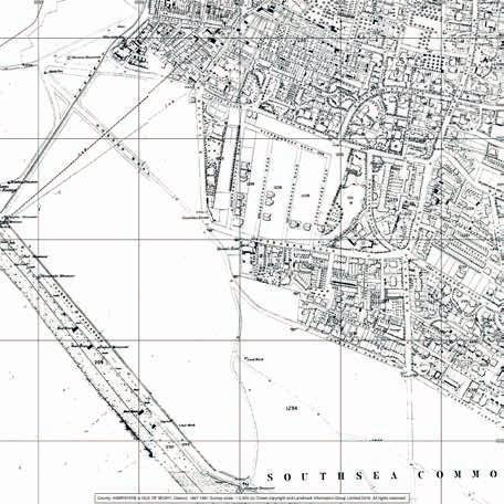 Site History Landmark Historical Map County: HAMPSHIRE & ISLE OF WIGHT