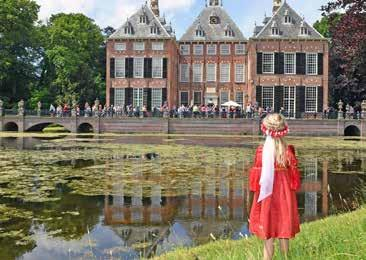 h The national castle line and other routes uiderslot is part of Inside Holland s Castles, a campaign by some of the most beautiful castles and country houses in the Netherlands to encourage more