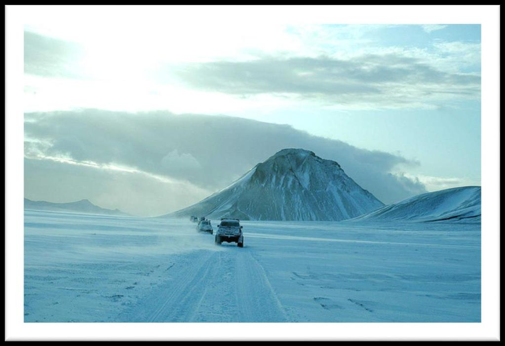 Iceland Winter Expedition 5 Days/4 Nights Price from: